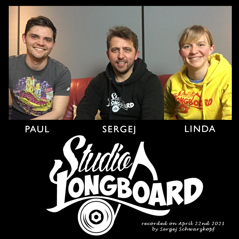 #9 – Behind the scenes of Studio Longboard